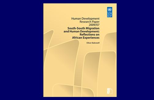 Human development research paper